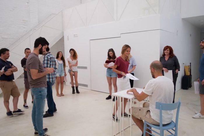 workshop con Alessio Albi