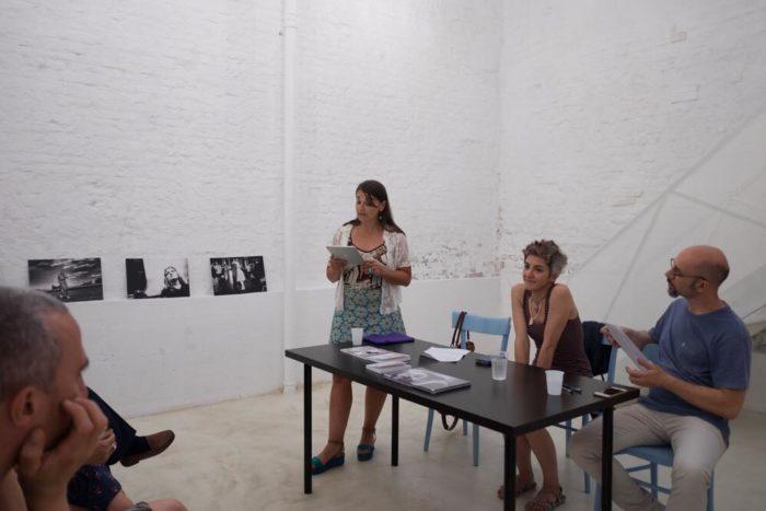 Presentazione libro Sara Munari