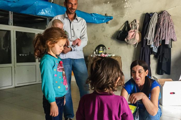 """Mostra """"I figli della guerra"""" di Time4Life"""