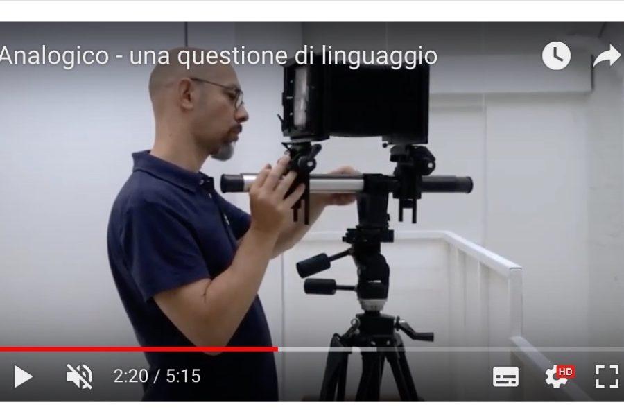 Analogico, questione di linguaggio